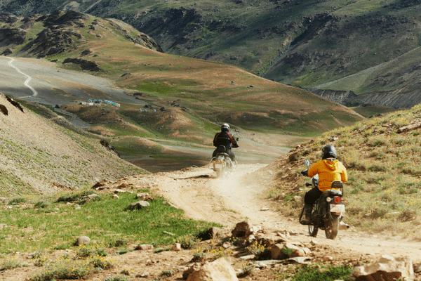 Randonnées moto Cantal