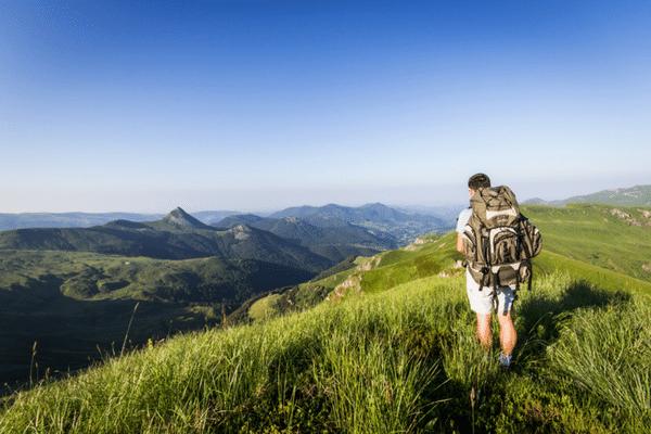 Randonnées pédestres Cantal