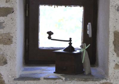 Chambre Arverne Auberge de Vazerat Massiac