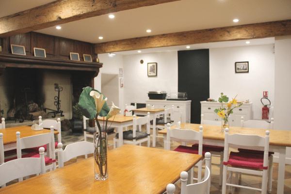 Restaurant Auberge de Vazerat