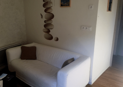 Petit Salon Chambre Carioca Auberge de Vazerat